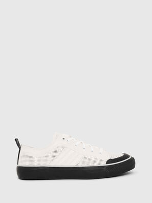 S-ASTICO LOW LOGO, Blanc - Baskets