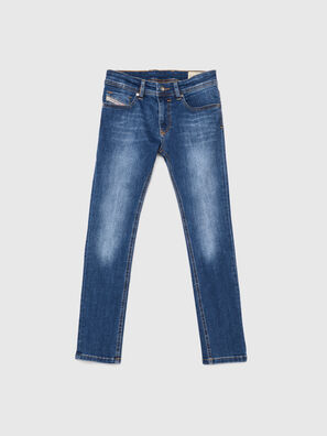 SLEENKER-J-N, Bleu moyen - Jeans