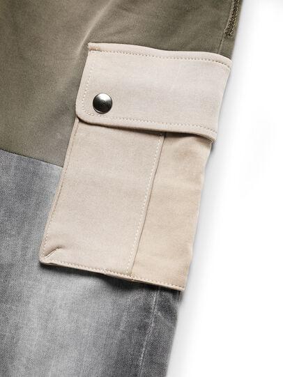 Diesel - D-ARGO-JOGG, Vert Militaire - Pantalons - Image 4