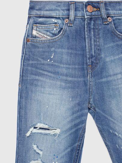 Diesel - D-VIDER-J, Bleu Clair - Jeans - Image 3