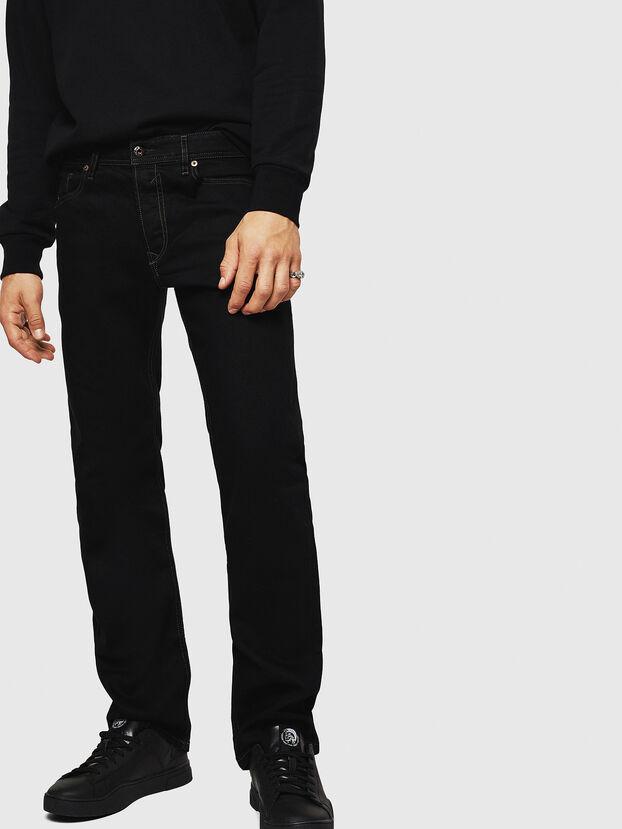 Waykee 0886Z, Noir/Gris foncé - Jeans