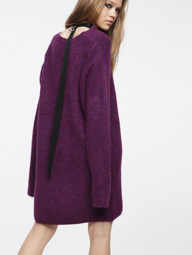 Diesel - M-SOFTY, Violet - Robes - Image 2