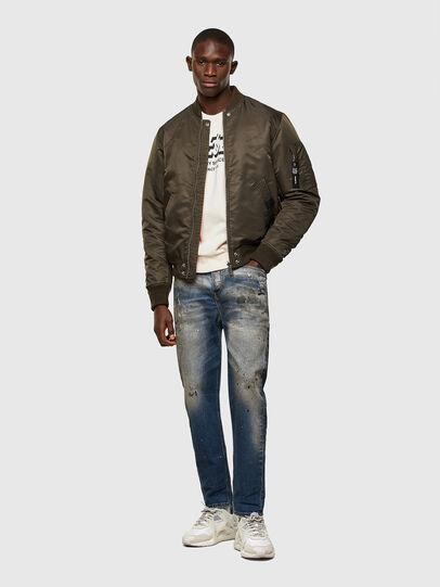 Diesel - D-Vider 009NH, Bleu moyen - Jeans - Image 6
