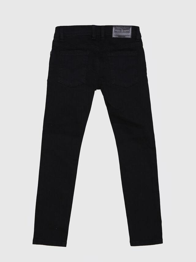 Diesel - SLEENKER-J-N, Jean Noir - Jeans - Image 2