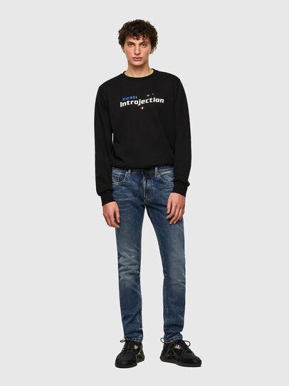 Diesel - Thommer JoggJeans® 069SR, Bleu Foncé - Jeans - Image 5