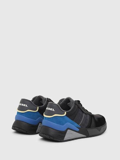 Diesel - S-BRENTHA FLOW, Noir/Bleu - Baskets - Image 3