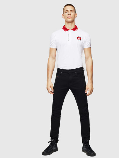 Diesel - LR-T-HART-VIC, Blanc - Polos - Image 5