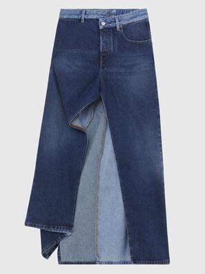 DE-LAU-SP, Bleu moyen - Jupes