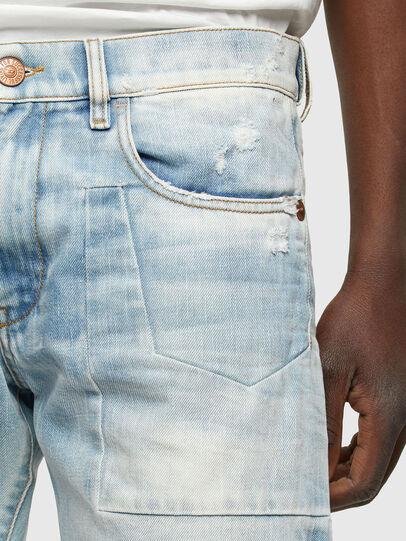 Diesel - D-Strukt 009TN, Bleu Clair - Jeans - Image 4