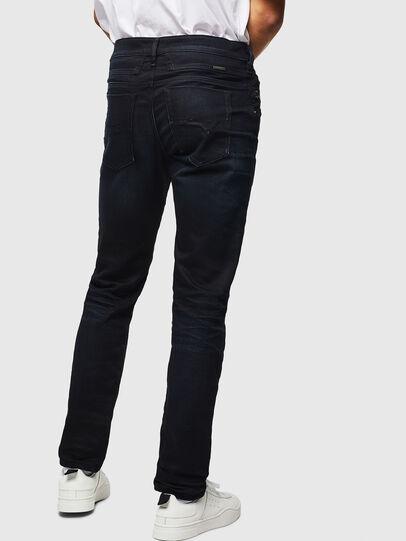 Diesel - D-Bazer 084AY, Bleu Foncé - Jeans - Image 2
