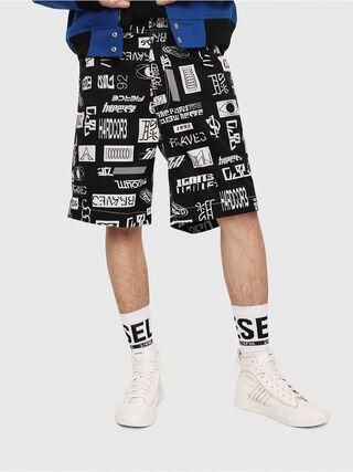 P-FRANK-DNM-SHORT-P,  - Shorts