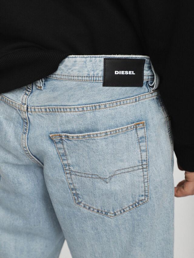 Diesel - KEESHORT, Bleu Clair - Shorts - Image 3