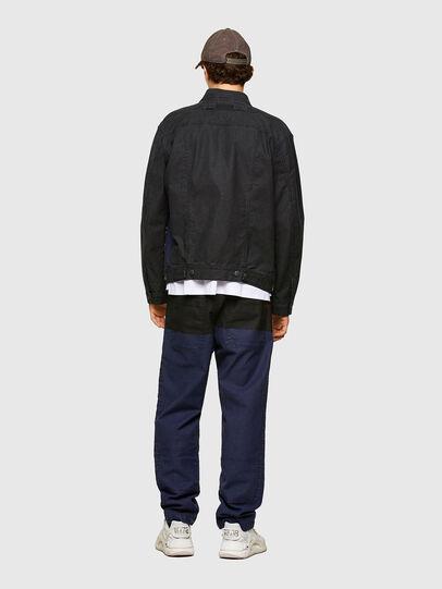 Diesel - D-Azerr JoggJeans® 0DDAY, Bleu Foncé - Jeans - Image 6