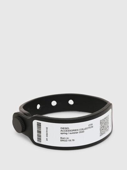 Diesel - A-WARD, Noir - Bijoux et Gadgets - Image 2