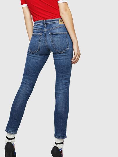 Diesel - Babhila 069FZ, Bleu moyen - Jeans - Image 2