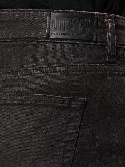 Diesel - D-Joy 009DU, Noir/Rose - Jeans - Image 5