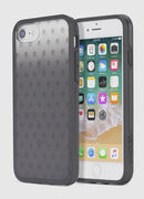 MOHICAN HEAD DOTS BLACK IPHONE 8 PLUS/7 PLUS/6s PLUS/6 PLUS CASE, Noir - Coques