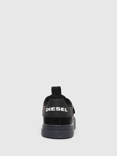 Diesel - S-CLEVER LOW STRAP W, Noir - Baskets - Image 5