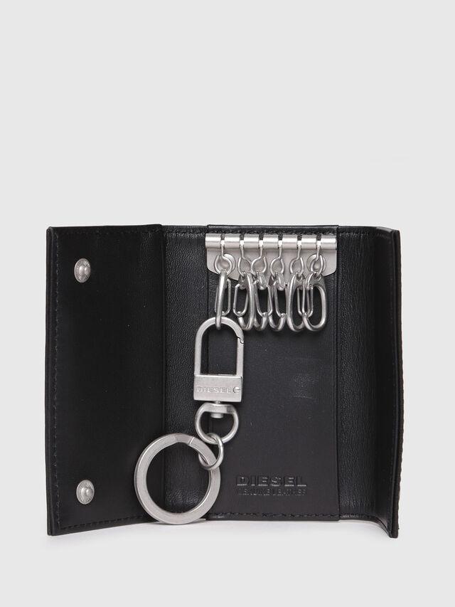 Diesel - KEYCASE P, Noir - Bijoux et Gadgets - Image 2