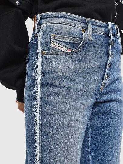 Diesel - Babhila 009AA, Bleu moyen - Jeans - Image 3