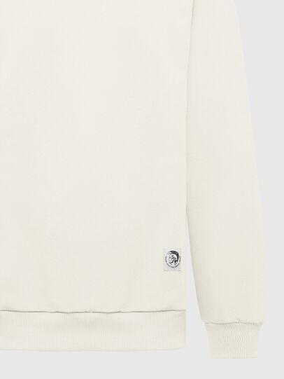 Diesel - S-GIRK-MOHI, Blanc - Pull Cotton - Image 3