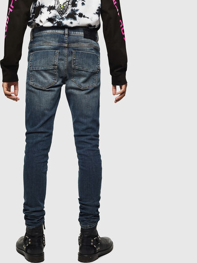 Diesel - D-Amny 069KG, Bleu Foncé - Jeans - Image 2