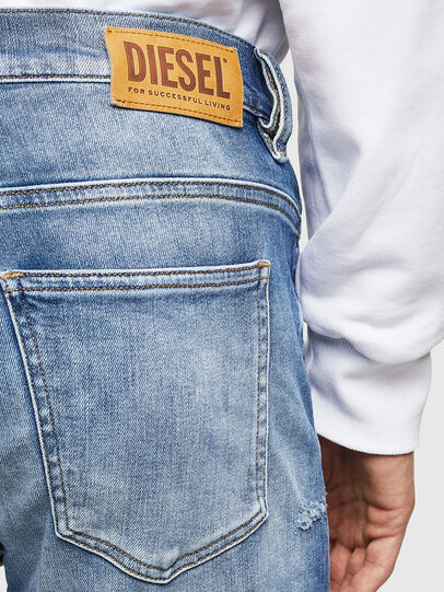 Diesel - D-Istort 009CJ, Bleu moyen - Jeans - Image 5