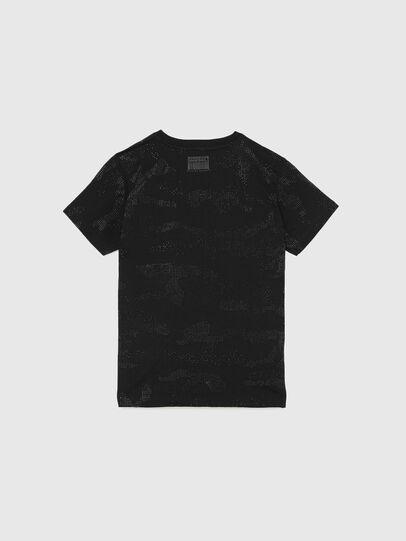 Diesel - TDARIAST, Noir - T-shirts et Hauts - Image 2