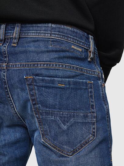 Diesel - Thommer 082AZ, Bleu Foncé - Jeans - Image 3