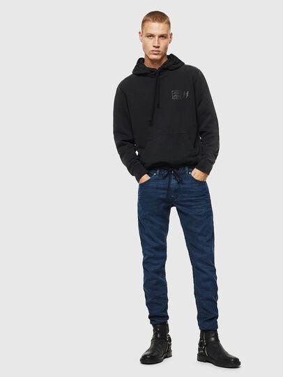 Diesel - Thommer JoggJeans 0688J, Bleu Foncé - Jeans - Image 6