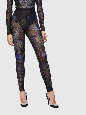 P-ASRIN-G, Noir - Pantalons