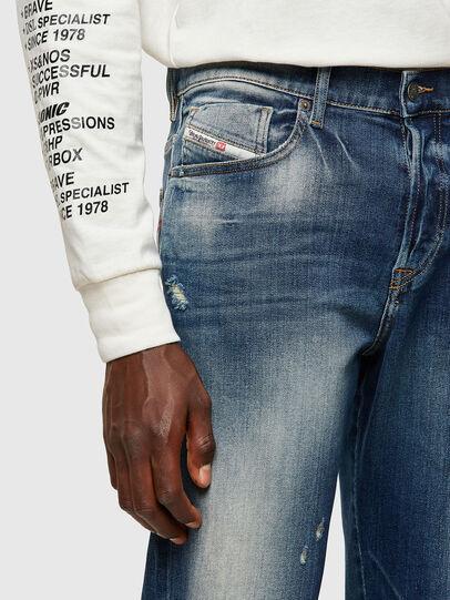 Diesel - D-Fining 009RS, Bleu Foncé - Jeans - Image 3