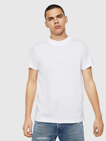 Diesel - T-LAZAREV, Blanc - T-Shirts - Image 1
