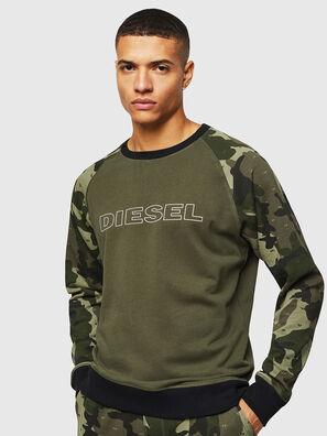 UMLT-MAX, Vert Camouflage - Pull Cotton