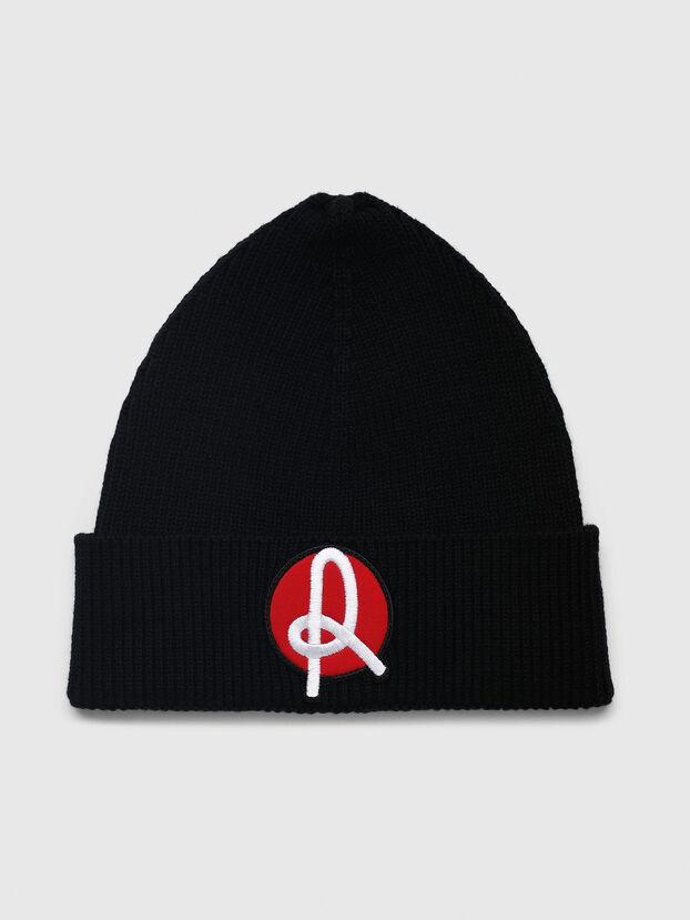 LR-BEANY, Noir - Bonnets