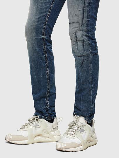 Diesel - Thommer JoggJeans® 069SZ, Bleu Foncé - Jeans - Image 4