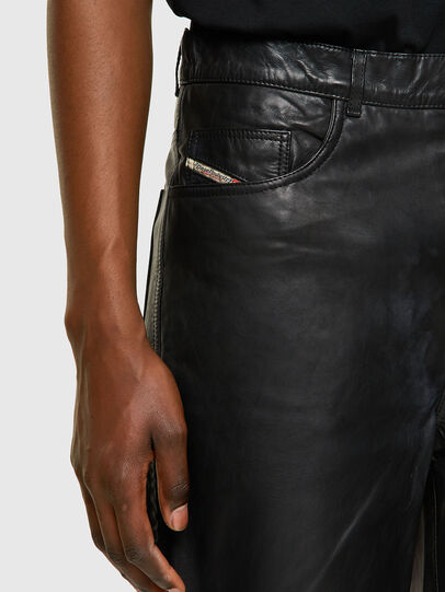 Diesel - P-MACS-SHORT, Noir - Pantalons - Image 3