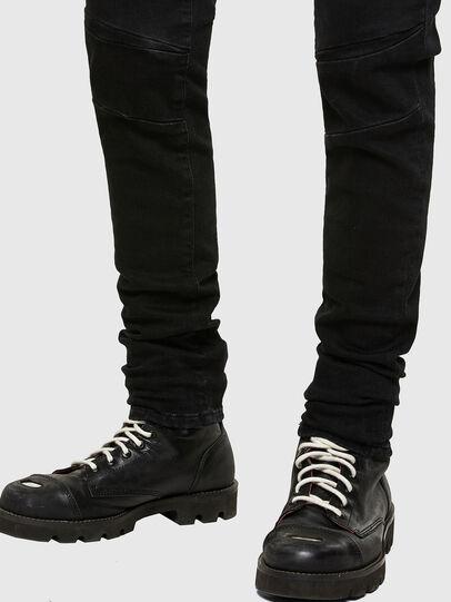 Diesel - D-Amny 009RB, Noir/Gris foncé - Jeans - Image 5