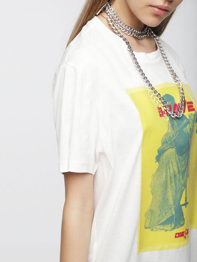 Diesel - T-DARIA-C, Blanc - T-Shirts - Image 3