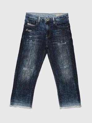 ARYEL-J, Bleu moyen - Jeans