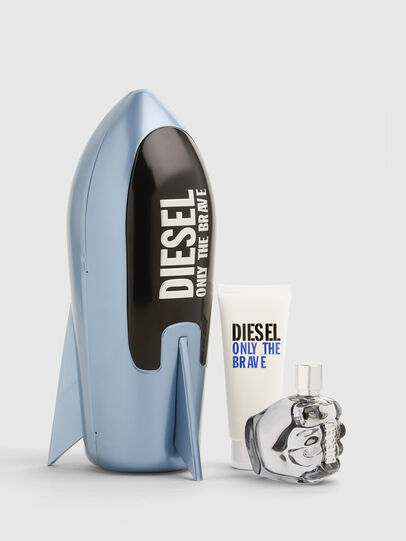 Diesel - ONLY THE BRAVE 75ML PREMIUM GIFT SET, Bleu - Only The Brave - Image 1