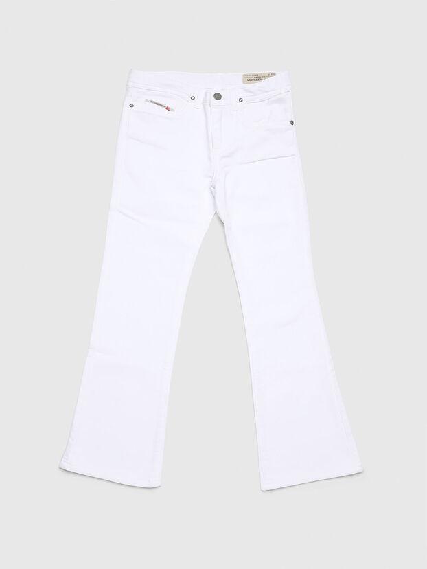 LOWLEEH-J JOGGJEANS-N, Blanc - Jeans