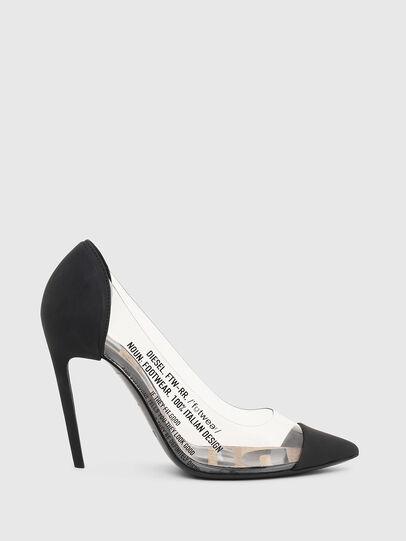 Diesel - D-SLANTY HPDT, Noir - Chaussures À Talon - Image 1