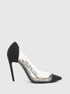 D-SLANTY HPDT, Noir - Chaussures À Talon