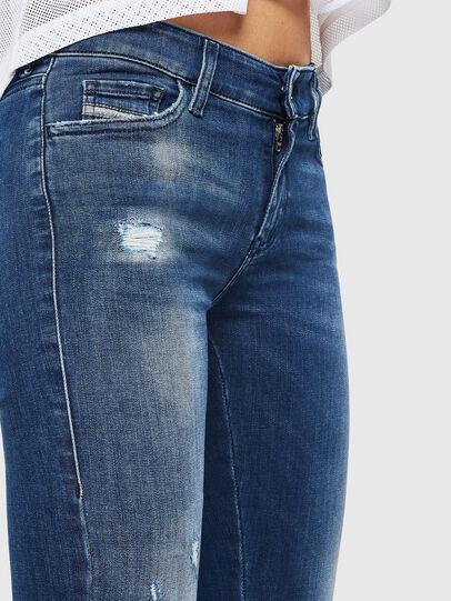 Diesel - Slandy 089AI, Bleu moyen - Jeans - Image 3