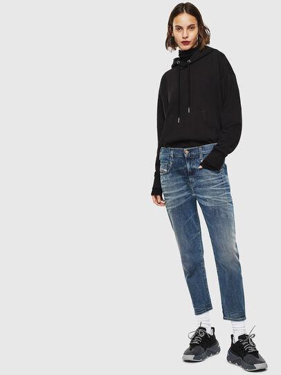Diesel - Fayza 0890Y, Bleu moyen - Jeans - Image 5