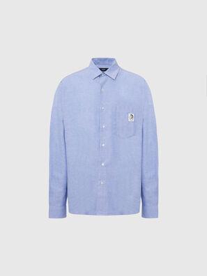S-LOOMY-A, Bleu Clair - Chemises