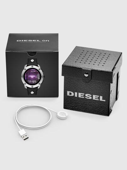Diesel - DT2014, Noir/Gris argenté - Smartwatches - Image 5