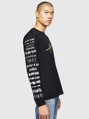 T-JUST-LS-B2,  - T-Shirts