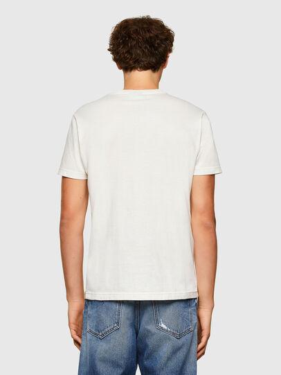 Diesel - T-DIEGOS-A5, Blanc - T-Shirts - Image 2
